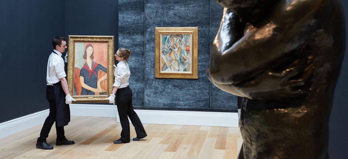 Бесплатный выезд искусствоведа