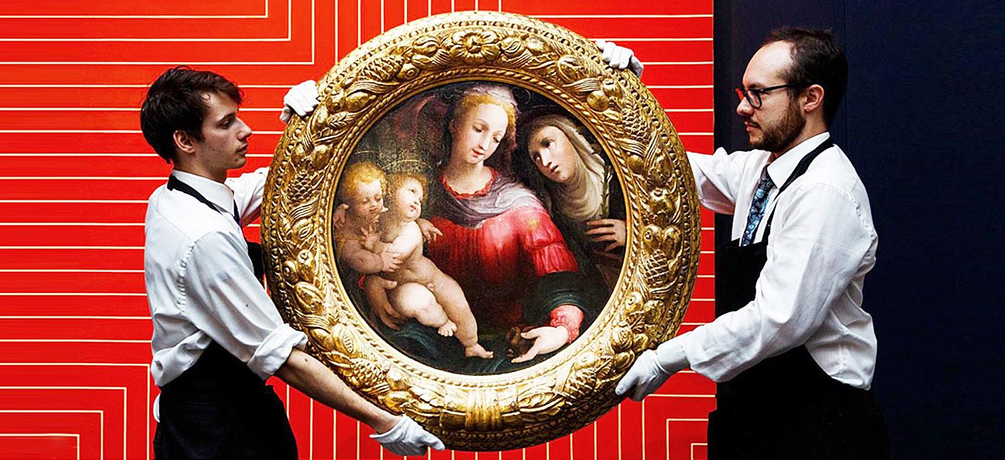 Скупка картин и антиквариата